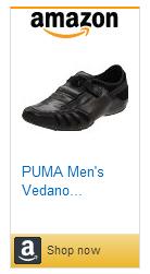 Puma Vedano V slip in velcro sneakers