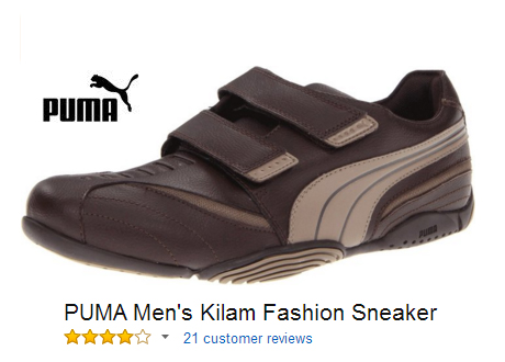 Puma sport shoes without laces. - Sneakers without laces
