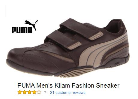 PUMA Men's Kilam Fashion Sneaker