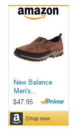New Ballance country walking shoes with no laces