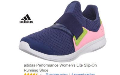 Slip On Sneakers Adidas Performance Lite