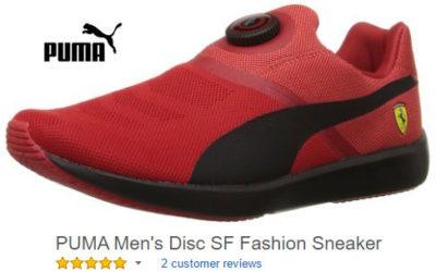 The Stylish Puma Sneaker Disc SF is back