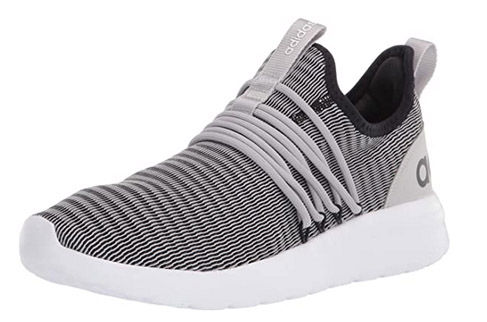adidas slip in shoes grey